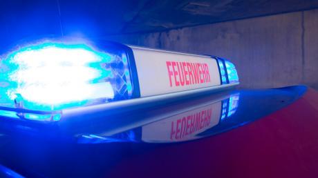 Die Feuerwehr in Binswangen war in einem Fall nun zu schnell unterwegs.