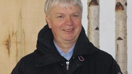 Walter Schwarzmann ist Zweiter Bürgermeister.