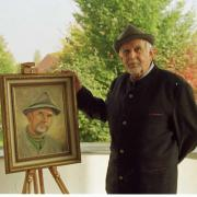 Der Förster, Maler und Dichter Werner Zapf, der lange in Welden und am Ende seines Lebens in Wertingen lebte, wäre heute 100 Jahre alt geworden.