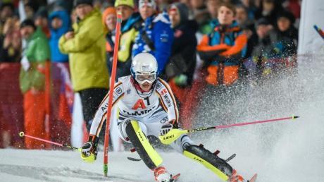 Christina Geiger fuhr in Flachau auf den 14. Rang.