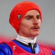 Möchte beim Skisprung-Finale in Planica seinen zweiten Gesamtweltcup-Platz verteidigen:Richard Freitag. Foto: Daniel Karmann
