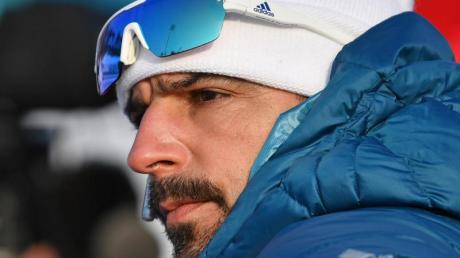 Ricco Groß war der Trainer der russischen Biathlon-Männer.