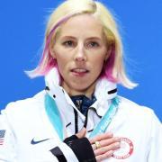 Gewann bei den Olympischen Winterspielen in Pyeongchang Gold: US-Langläuferin Kikkan Randall. Foto: Tobias Hase