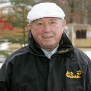 Tournee-Ehrenpräsident Hans Ostler ist im Alter von 93 Jahren gestorben. Foto: Brigitte Waltl-Jensen