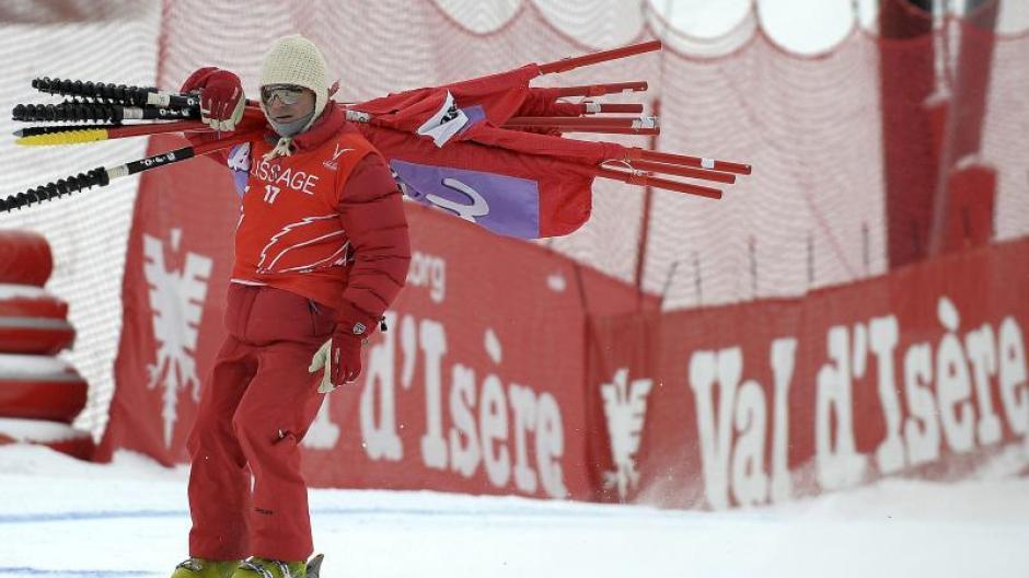 Ski Alpin Slalom Von Val Disère Wird In Saalbach Nachgeholt