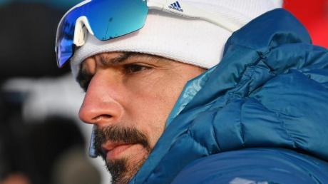 Ricco Groß trainiert die österreichischen Biathleten.