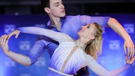 Aljona Savchenko und Bruno Massot sind bei den Eiskunstlauf-Europameisterschaften in Minsk nicht dabei.
