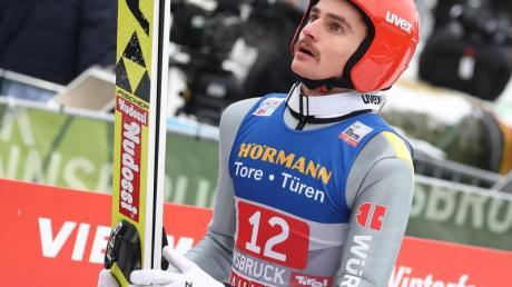 Die deutschen Skispringer um Richard Freitag suchen nach ihrer Form.
