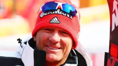 Wolfgang Maier hat mit Viktoria Rebensburg und Felix Neureuther zwei routinierte Sportler im WM-Aufgebot.