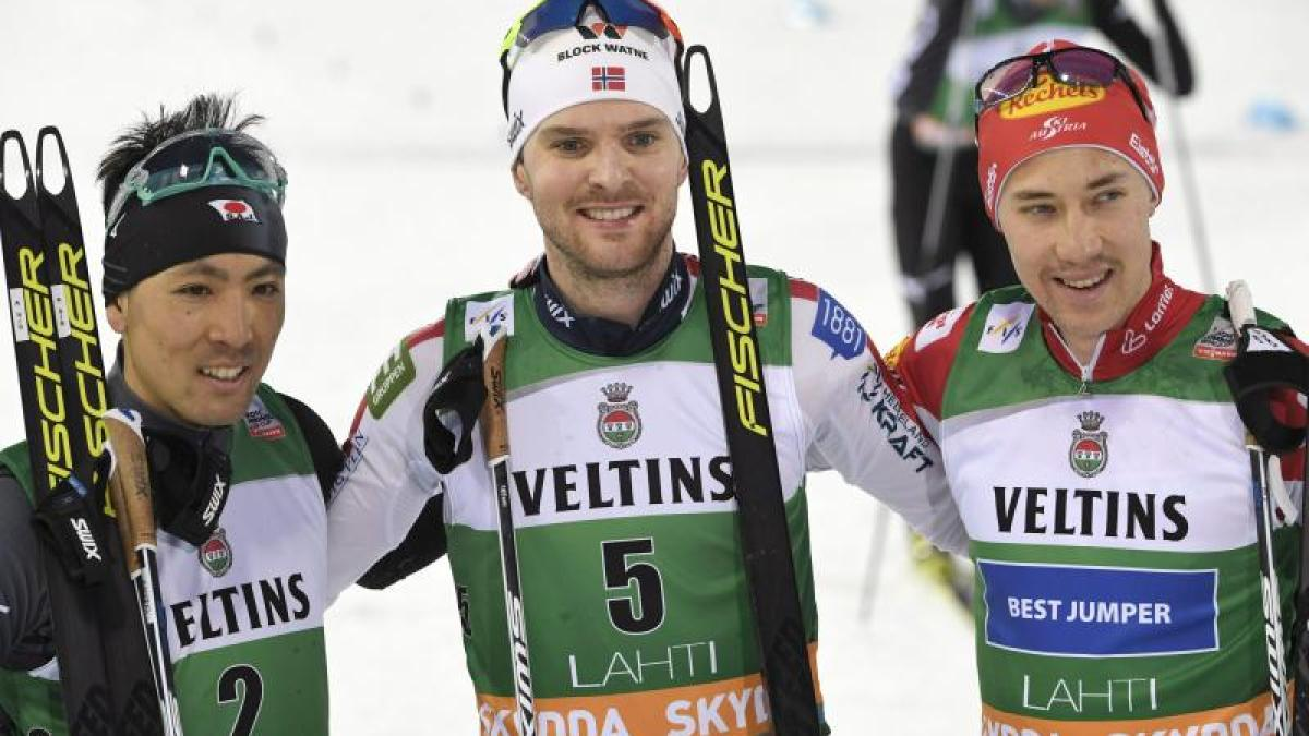 Medaillenspiegel Nordische Ski Wm