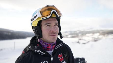 Felix Neureuthers Form bei der Ski-WM ist unklar.