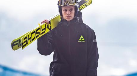 Andreas Wellinger wurde nicht für das WM-Einzelspringen nominiert. Foto: Expa/Jfk/APA