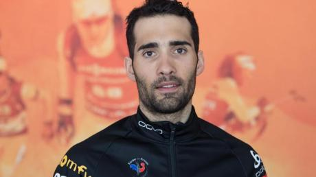 Wäre über Dopingfälle bei der Biathlon-WM nicht überrascht:Martin Fourcade.