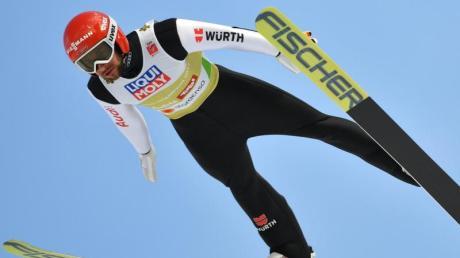 Markus Eisenbichler möchte in Oslo 60.000 Euro verdienen.