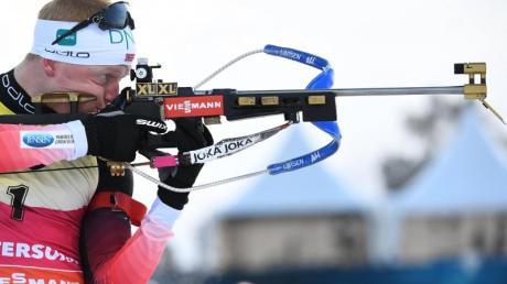 Der Norweger Johannes Thingnes Bö vergab leichtfertig sein drittes WM-Gold.