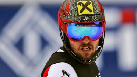 Der österreichische Skirennläufer Marcel Hirscher hat noch keine Entscheidung zu seinem Karriereende getroffen.