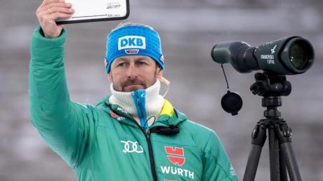 Fehlender Nachwuchs: Mark Kirchner sorgt sich um die Zukunft des deutschen Biathlon.