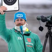 Fehlender Nachwuchs: Mark Kirchner sorgt sich um die Zukunft des deutschen Biathlon. Foto: Sven Hoppe