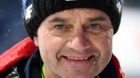 Stefan Horngacher wird Bundestrainer der deutschen Skispringer. Foto:Hendrik Schmidt/ZB/dpa