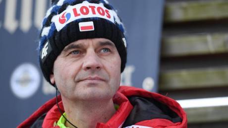 Stefan Horngacher trainiert jetzt die deutschen Skispringer. Foto: Arne Dedert
