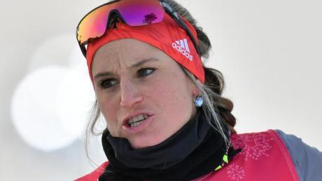 Beendet ihre Langlauf-Karriere und bekommt im Dezember ein Kind: Nicole Fessel.