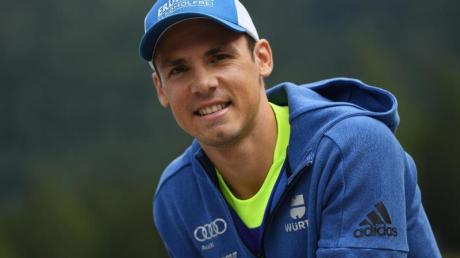 Einer von zwölf deutschen Biathleten für den Weltcup-Winter: Simon Schempp.