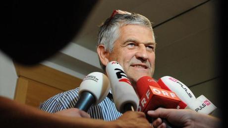 Sieht sich erneut Dopinganschuldigungen ausgesetzt: Walter Mayer.