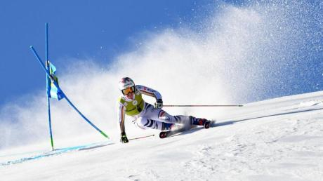 Wird in Sölden an den Start gehen: Viktoria Rebensburg.