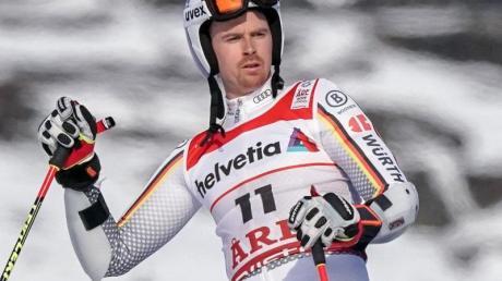 Beim Weltcup in Sölden ruhen die Hoffnungen des Deutschen Skiverbandes auch auf Stefan Luitz.