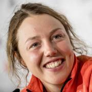 Laura Dahlmeier, 26, gewann 2018 zwei olympische Goldmedaillen in Südkorea.