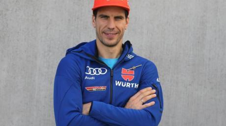 Muss beim Biathlon-Weltcup-Auftakt aussetzen: Arnd Peiffer.