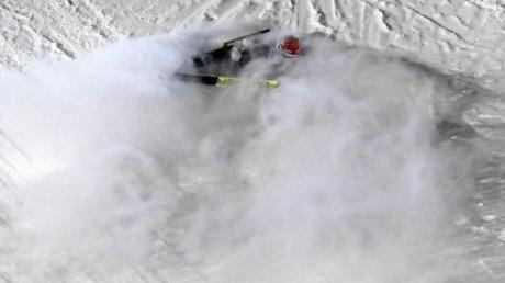 Skispringer Markus Eisenbichler war in der Qualifikation gestürzt.