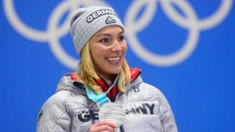 Snowboard-Weltmeisterin Selina Jörg will den Weltcup gewinnen. In Pyeongchang konnte sie 2018 die Silbermedaille gewinnen.