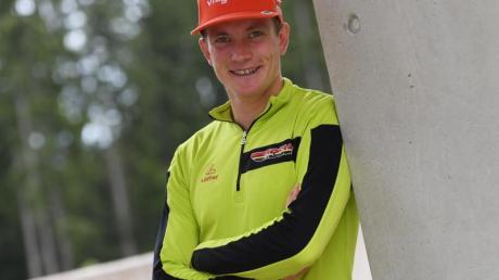 Zum Auftakt auf Rang 16 im Einzel noch bester Deutscher: Benedikt Doll.