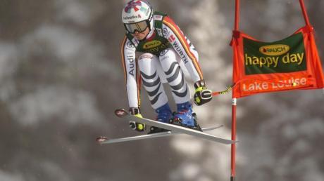 Viktoria Rebensburg will in St. Moritz erneut ihre Klasse zeigen.