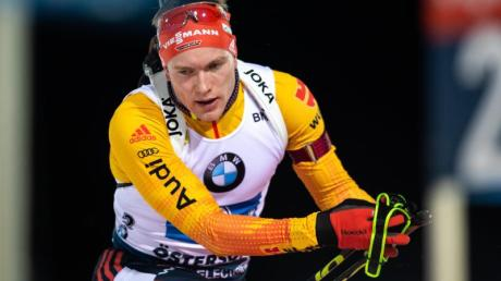 Biathlon Weltcup 2019/20 heute am 13.12.19: Ergebnisse und Sieger. Er wurde in Hochfilzen bester Deutscher im Sprint: Benedikt Doll landete auf Platz 11.