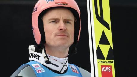 Ob Severin Freund an der Vierschanzentournee teilnehmen kann, entscheidet sich laut Bundestrainer Horngacher kurzfristig.