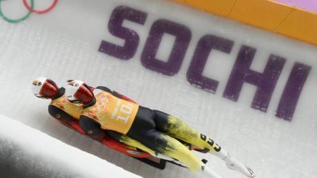 Die Rodel-WM soll 2020 in Sotschi stattfinden.