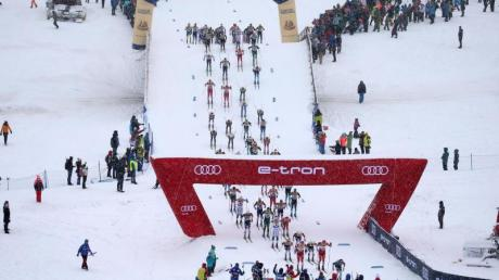 Die Tour de Ski muss in diesem Winter ohne deutschen Etappenort auskommen.