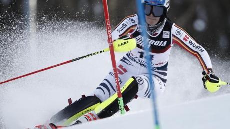 Beim ersten Weltcup des neuen Kalenderjahres in Zagreb verpasste Christina Ackermann als 19. eine vorderen Platzierung deutlich.