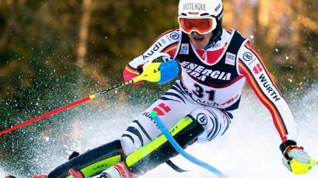 Linus Straßer fuhr in Zagreb im ersten Durchgang überraschend auf Rang drei.