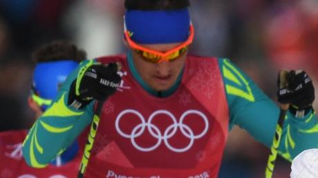 Wurde vom Internationalen Skiverband für vier Jahre gesperrt: Der Kasache Alexej Poltoranin.