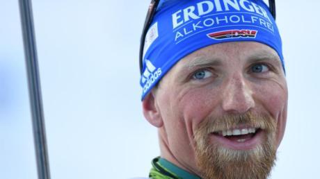 Kämpft im IBU Cup weiter um Erfolge: Erik Lesser.