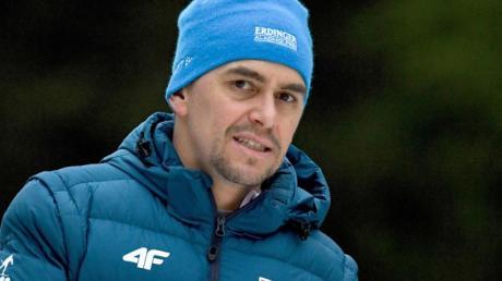 Trainiert die polnischen Biathlon-Damen: Der deutsche Biathlon-Olympiasieger Michael Greis.