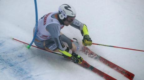 Der Norweger Aleksander Aamodt Kilde will den Gesamtweltcup der Skirennfahrer gewinnen.