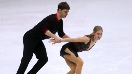 Könnten bei der EM eine Medaille holen: Minerva-Fabienne Hase und Nolan Seegert.