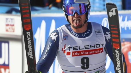 Kreuzbandriss!: Für Ski-Ass Dominik Paris ist die Saison beendet.
