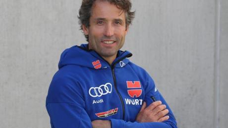 Teamchef der deutschen Langläufer: Peter Schlickenrieder.