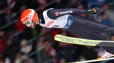 Bester DSV-Adler bei der Qualifikation in Zakopane: Markus Eisenbichler.