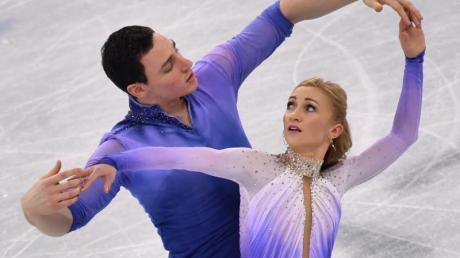 Aljona Savchenko und Bruno Massot schließen ein Comeback zumindest nicht aus.